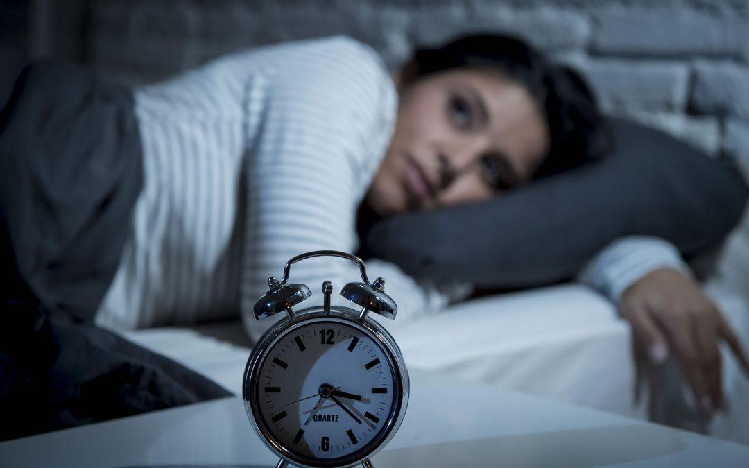 Bye Bye Sleeping Through the Night