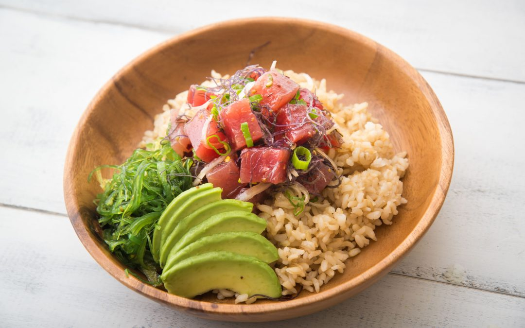 Recipe: Seaweed Sushi Bowl