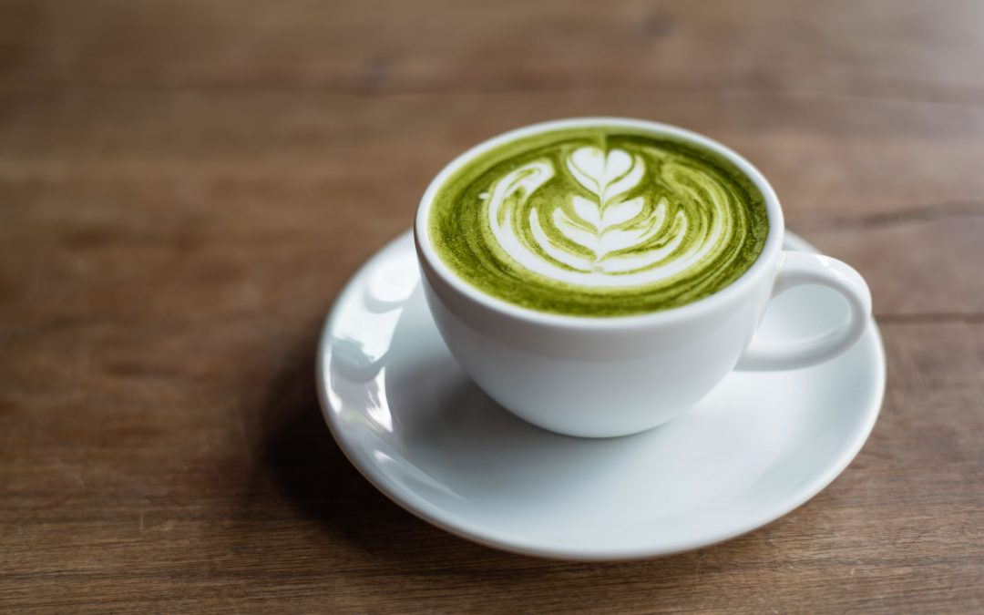 Recipe: Macha Latte