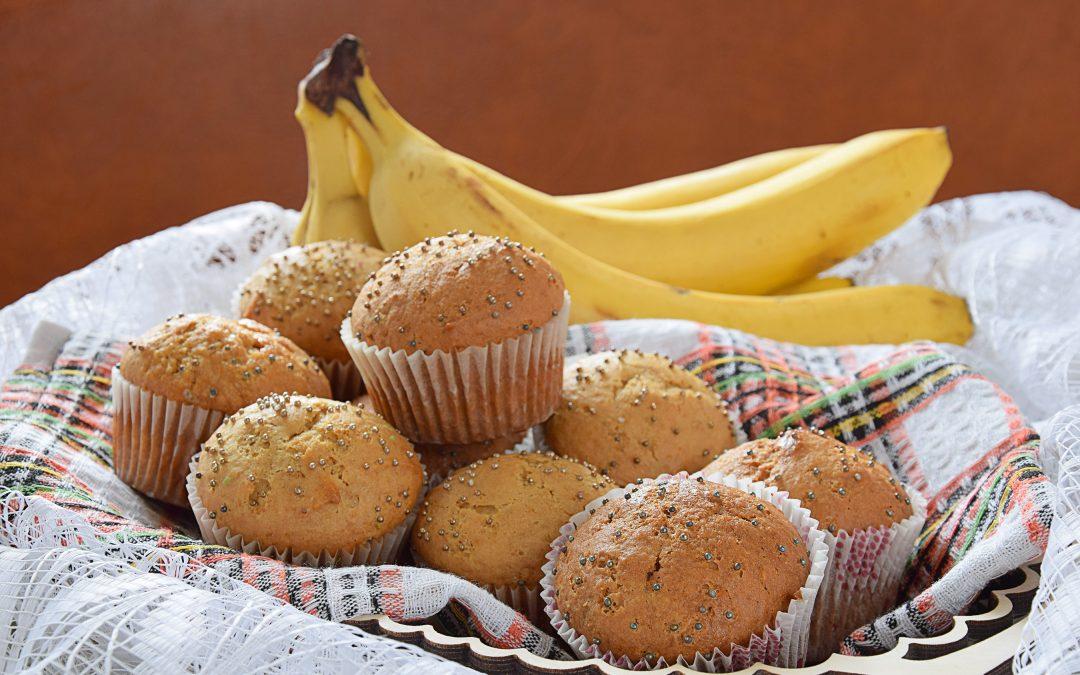 Recipe – Banana Muffins