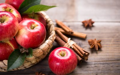 Recipe – Cinnamon Apples