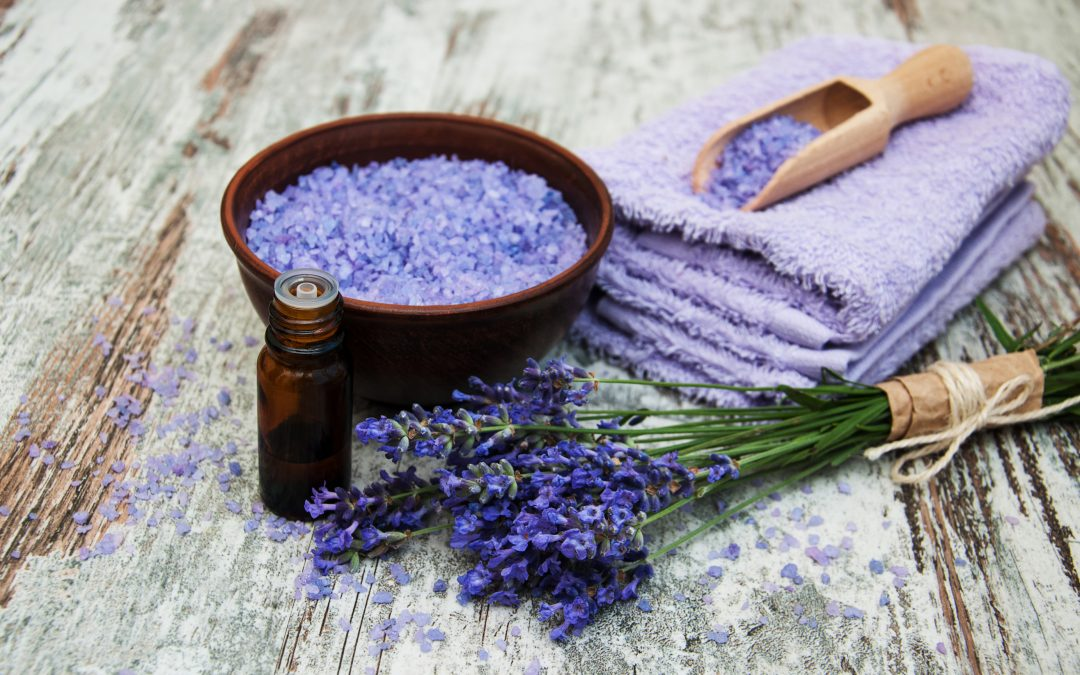 Lavender Bath Salts recipe
