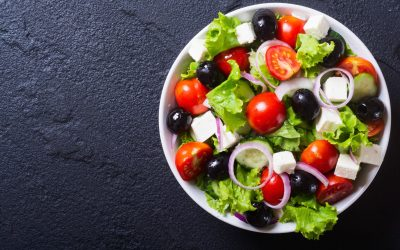 Recipe – Mediterranean Salad