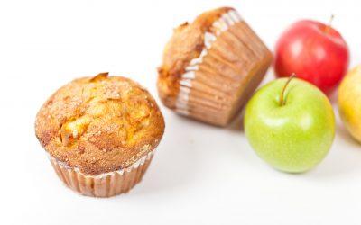 Recipe – Apple Muffins