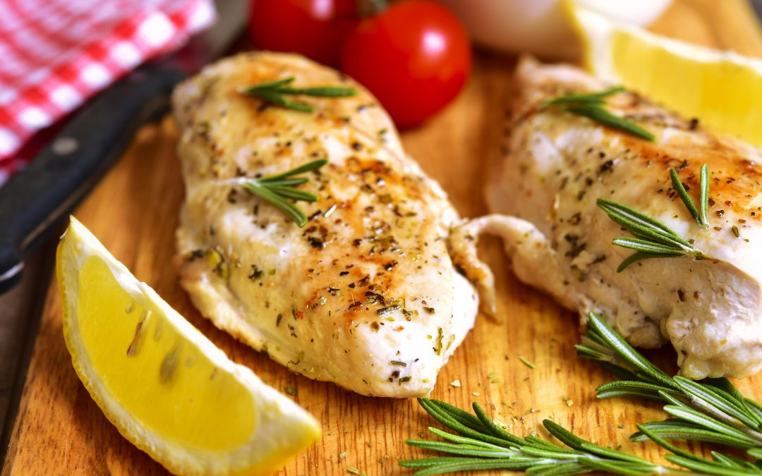 Recipe – Baked Chicken Breasts