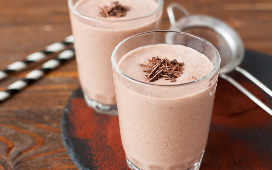 Recipe – Chocolate Frosty