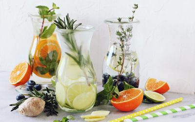 Recipe – Infused Water