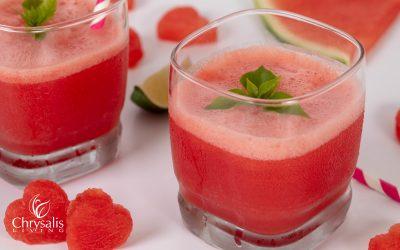 Recipe – Coconut Water Refresher