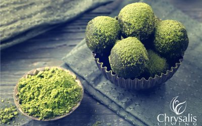 Recipe – Matcha Energy Bites