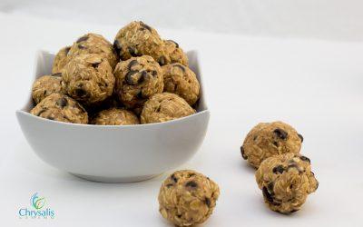 Recipe – Almond Butter Energy Bites