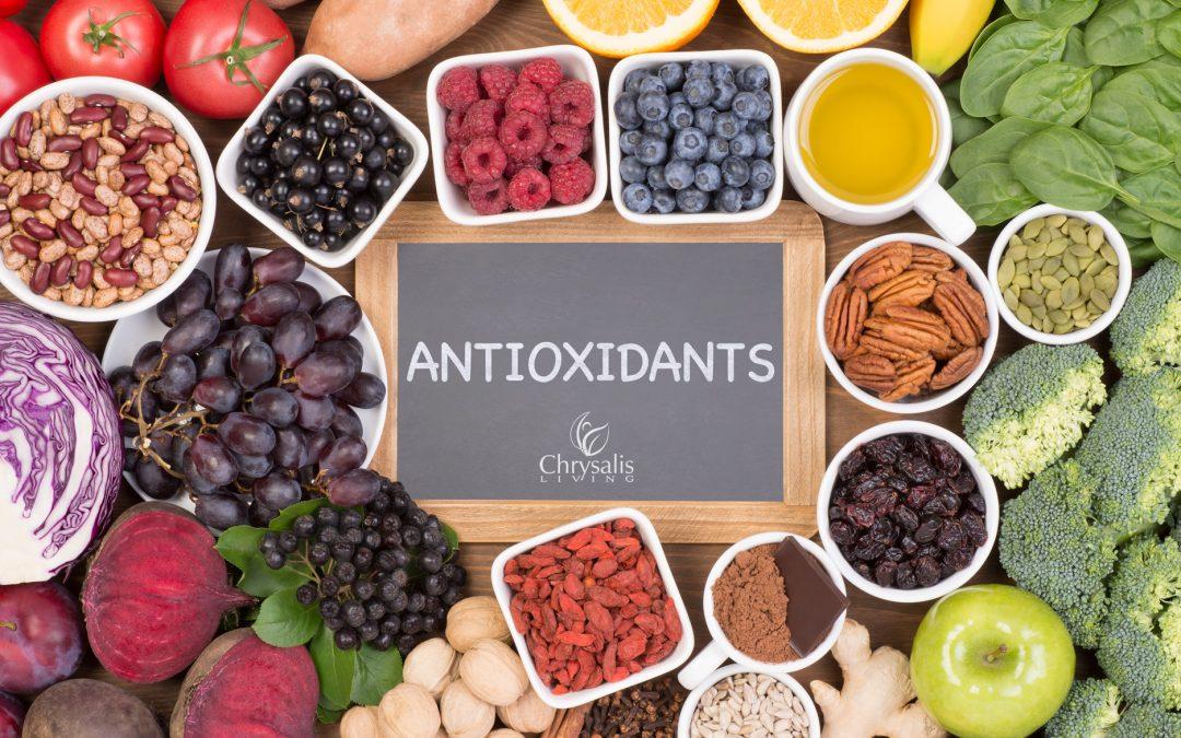 Antioxidant Foods vs Supplements