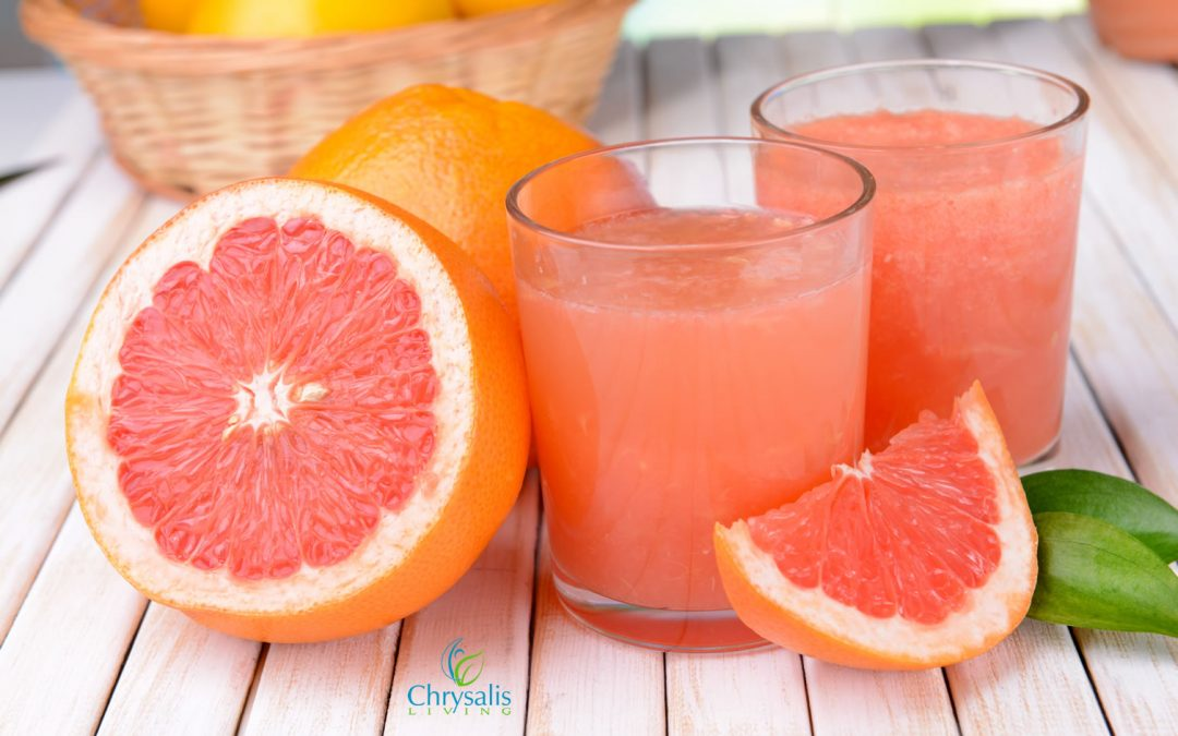 Take Medications? You May Want to Avoid Grapefruit